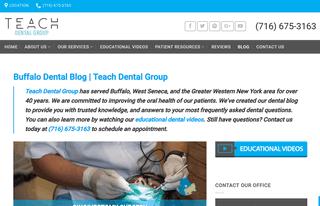 Buffalo Dental Blog