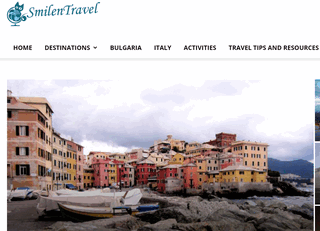 SmilenTravel | Your travel guide
