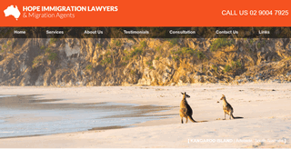 Immigration Lawyer Sydney -  Hope Immigration