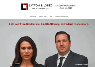 Layton & Lopez Tax Attorneys-Newport Beach