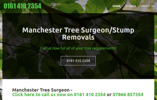 Manchester Tree Surgeon & Stump Removals