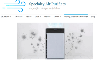 Specialty Air Purifiers