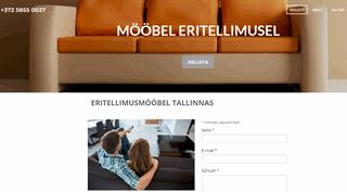 Eritellimusmoobel in Tallinn