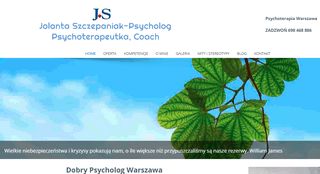 Good Psychologist from Warsaw