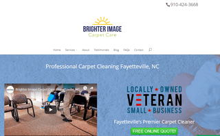 Best Carpet Cleaning Company Fayetteville NC