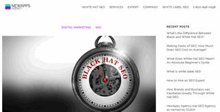 White Hat SEO Blog