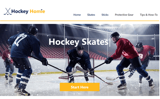 Hockey Homie