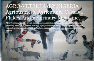 Agro-veterinary Nigeria.