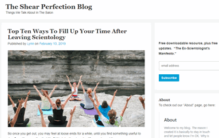 The Shear Perfection Blog