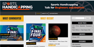Sports Handicapping Tips and Forum