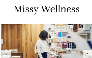 Missy Wellness Blog