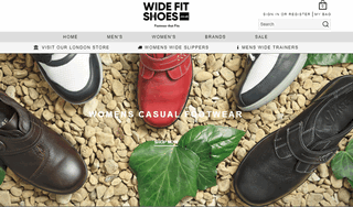 Wide Fit Shoes Blog