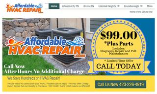 Affordable HVAC Repair