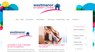 Westmanor Student Living Blog