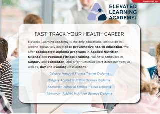 Elevated Learning Academy Inc.