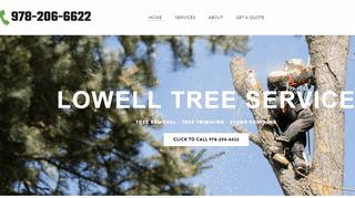 Lowell Tree Service