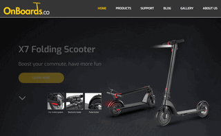 lightest scooter