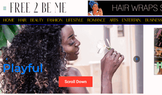 Free 2 Be Me Natural Hair Blog