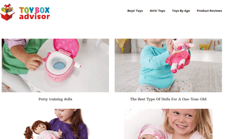 ToyBox Advisor - Honest Toy Reviews From A Real Mom
