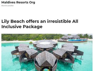 Maldives Resorts Org