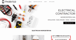 Electrician Worcester MA