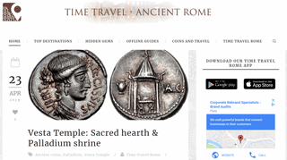 Time Travel - Ancient Rome