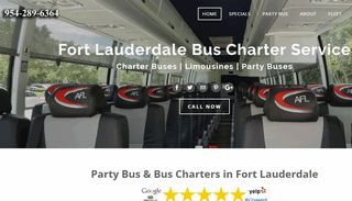 Party Bus Fort Lauderdale