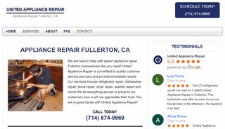 United Appliance Repair