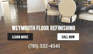 Weymouth Floor Refinishing