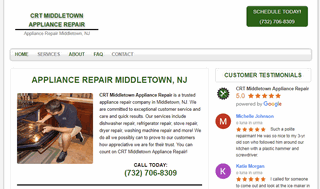 CRT Middletown Appliance Repair
