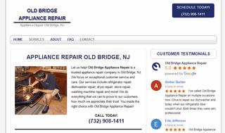 Old Bridge Appliance Repair