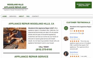 Woodland Hills Appliance Repair ASAP