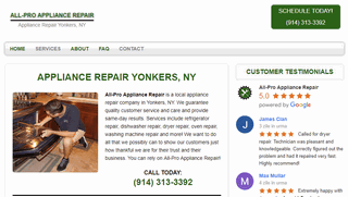 All-Pro Appliance Repair
