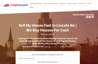 Cash Home Buyers in Lincoln, NE