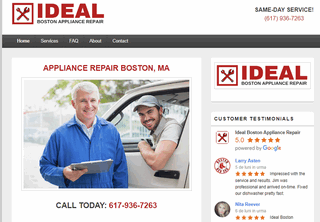 Ideal Boston Appliance Repair