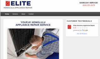 Elite Honolulu Appliance Repair