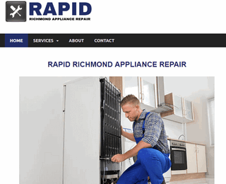 Rapid Richmond Appliance Repair