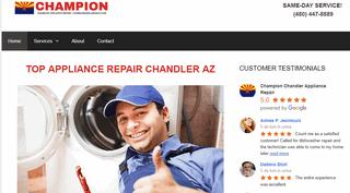 Champion Chandler Appliance Repair