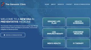 The Genomic Clinic