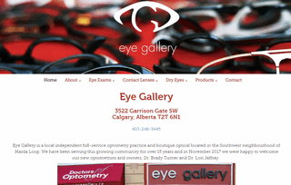 Eye Gallery - Calgary