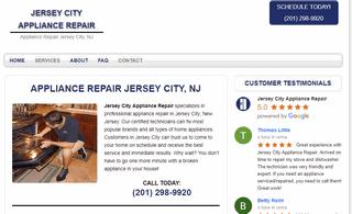Jersey City Appliance Repair