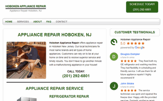 Hoboken Appliance Repair