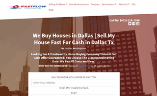 Dallas, Tx Cash Home Buyeres