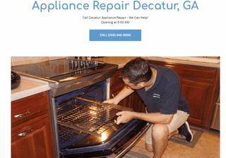 Decatur Appliance Repair
