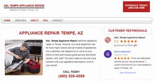 A&L Tempe Appliance Repair