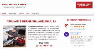 Philly Appliance Repair