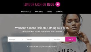 London Fashion Blog