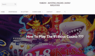 The 918 Kiss My Casino Is Back With The Innovative SCR888 APK