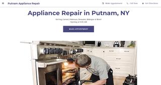 Putnam Appliance Repair