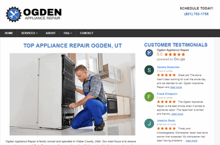 Ogden Appliance Repair